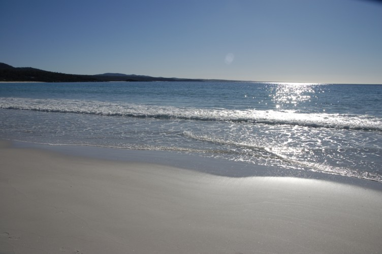 Binalong Bay Beach by Bay of Fires Graphics Website Design