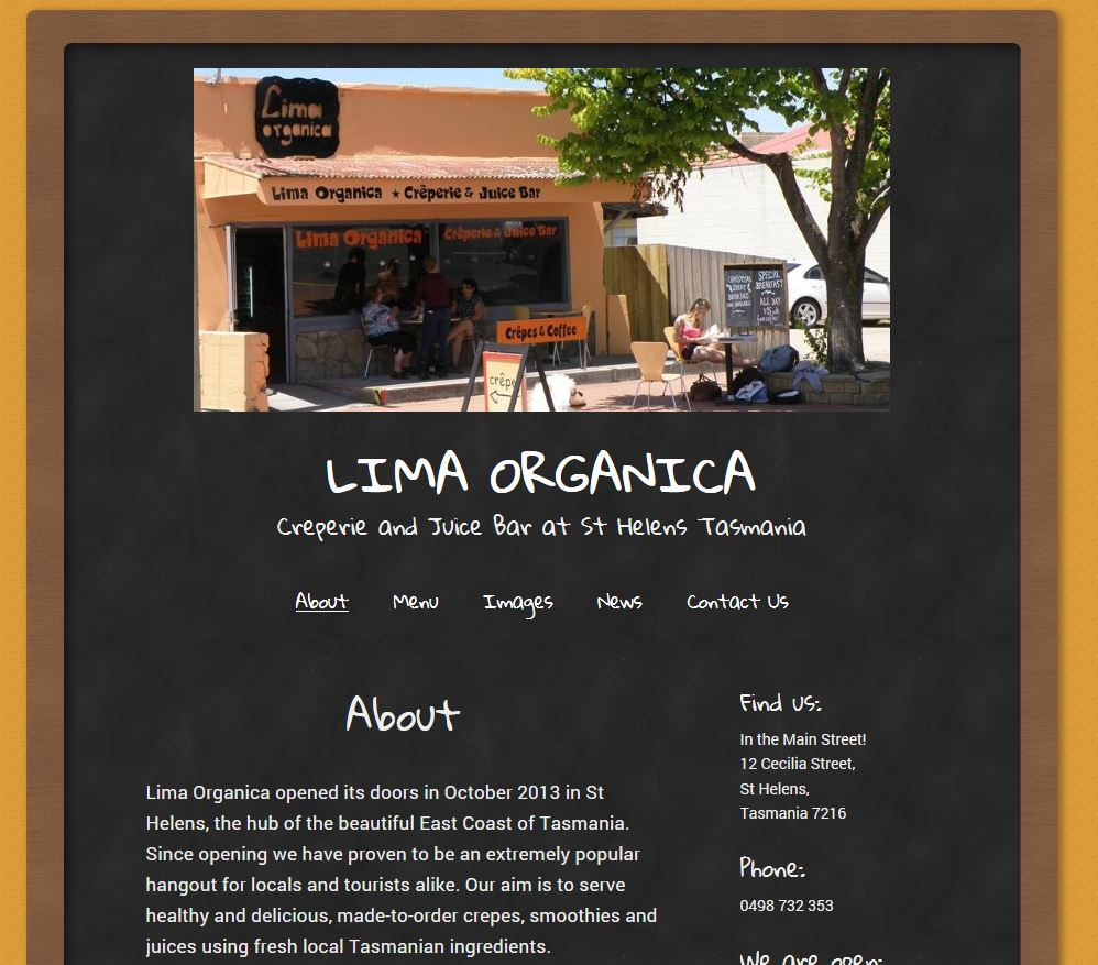 Lima Organica Portfolio