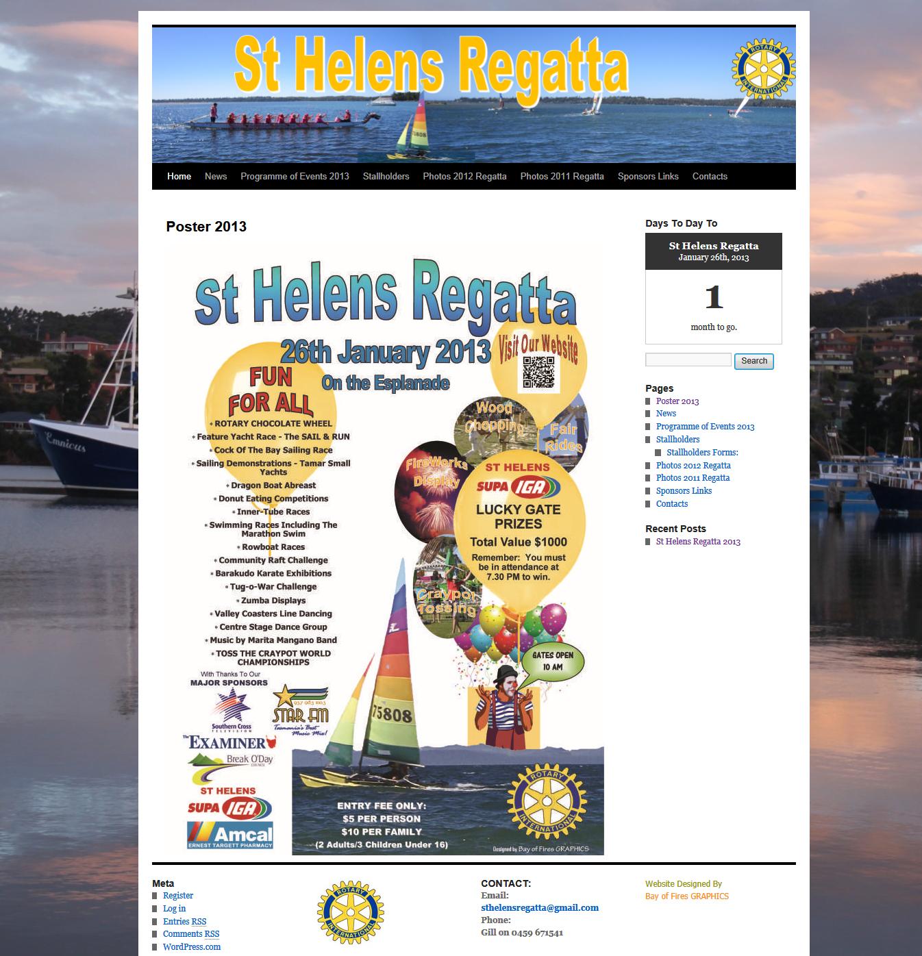 St Helens Regatta